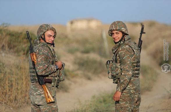 Մեր զինվորները հերոսաբար պաշտպանում են Հայրենիքը և... մի հսկայական տարածաշրջանի՝ խավարի մեջ չընկղմվելու թերևս վերջին շանսը