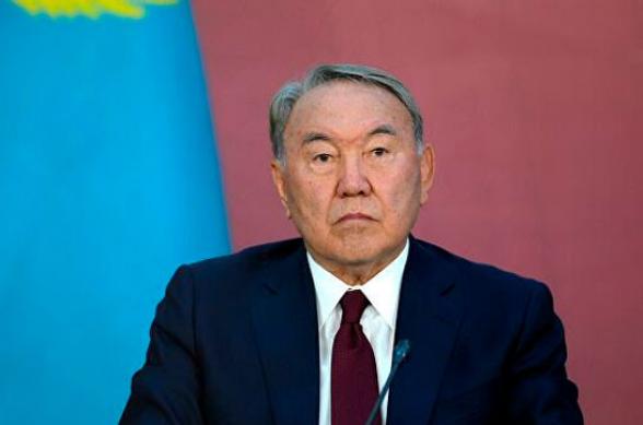 Назарбаев высказался о столкновениях в Нагорном Карабахе
