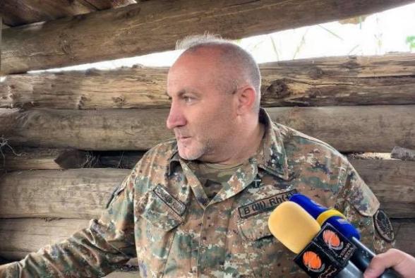 «Եղնիկների» հրամանատար Կարեն Ջալավյանին շնորհվել է «Արցախի հերոս» բարձրագույն կոչում