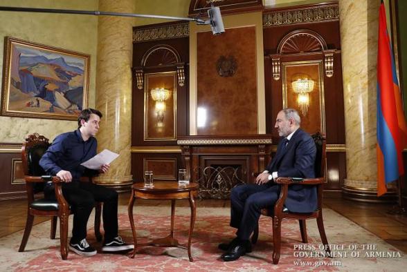 Нагорный Карабах не будет никогда в составе Азербайджана, и это доказывается действиями Азербайджана – Пашинян