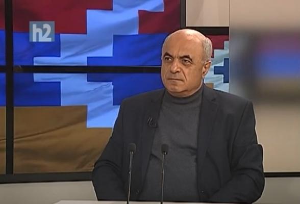 Սա խուլ հակամարտություն է Ռուսաստանի և Թուրքիայի միջև՝ Հայաստանի և Ադրբեջանի բանակների միջոցով․ Երվանդ Բոզոյան (տեսանյութ)