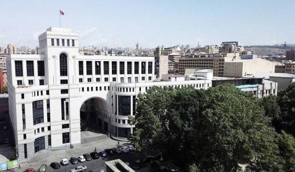 Հայաստանն ու Ադրբեջանը որոշել են հոկտեմբերի 18-ից հաստատել մարդասիրական զինադադար