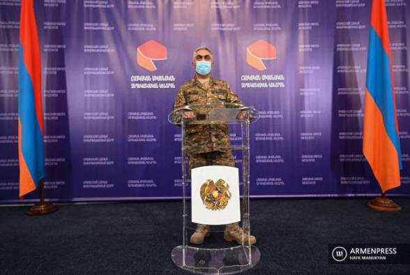 Полковник Степан Геворгян – одна из легенд этой войны: его имя будет у многих на устах