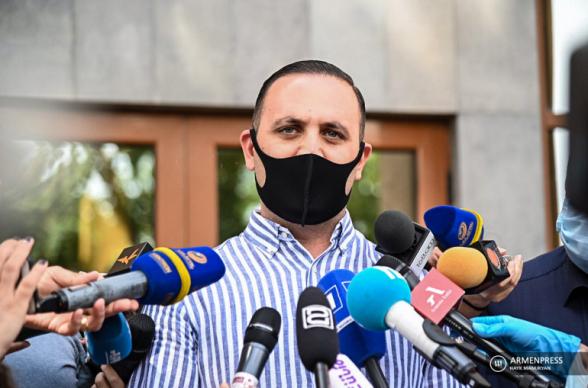Այսօր դատարանում քննվելու է Գագիկ Ծառուկյանի խափանման միջոցը գրավով փոխարինելու վերաբերյալ միջնորդությունը․ Երեմ Սարգսյան