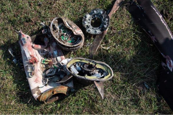 Азербайджанская армия применяет против населения Арцаха запрещенные боеприпасы (фото)
