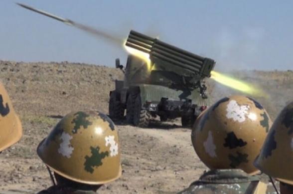«Артиллерия работала так, что земля под ногами ходуном ходила»: военный журналист Александр Коц о контратаке армянских войск