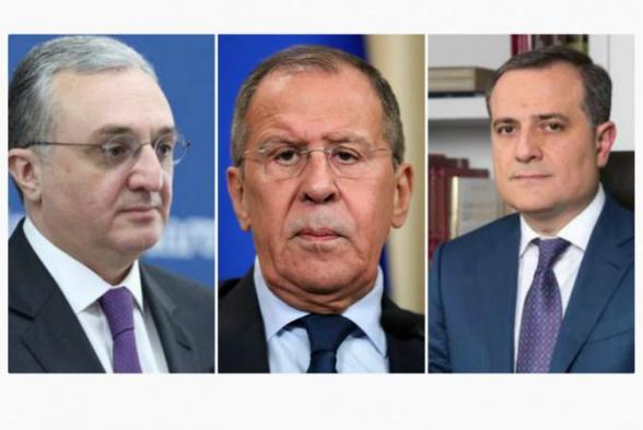 Լավրովը հանդիպումներ է ունեցել Մնացականյանի և Բայրամովի հետ