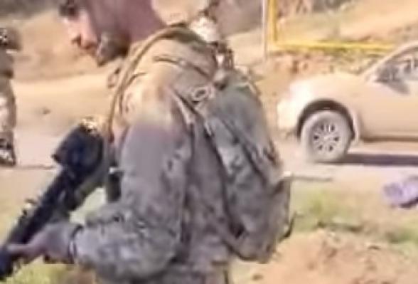Один из участников расстрела в Гадруте ликвидирован? (фото)