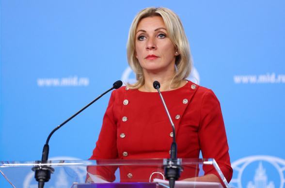 РФ продолжает активные посреднические усилия для прекращения кровопролития – Захарова