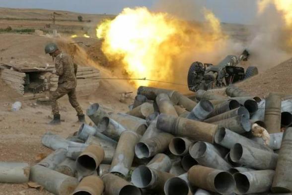В селах Шехер и Дживани Мартунинского района идут интенсивные бои