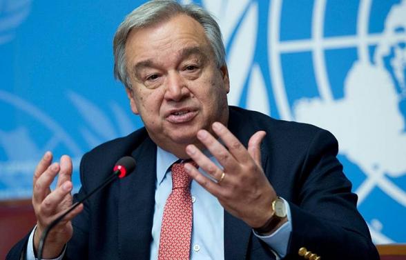 ՄԱԿ գլխավոր քարտուղար. Հայաստանը չի հաղթում, Ադրբեջանը չի հաղթում․ հաղթում է COVID-19-ը