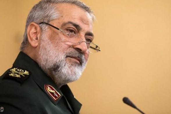 Иран усилил охрану своих границ в связи с обострением ситуации в Нагорном Карабахе