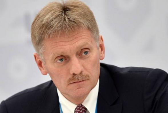 Песков прокомментировал возможность встречи Алиева и Пашиняна в Москве
