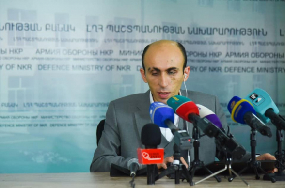 Омбудсмен Арцаха сообщает о преступлениях Азербайджана в отношении пленных и тел солдат