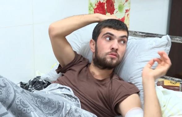 «В отряде говорили на другом языке»: азербайджанский военнопленный раскрыл детали (видео)