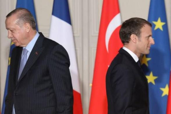 Ֆրանսիան հետ է կանչում Թուրքիայում իր դեսպանին