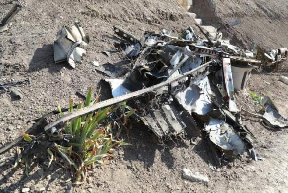 Армия обороны сбила очередной беспилотник ВС Азербайджана