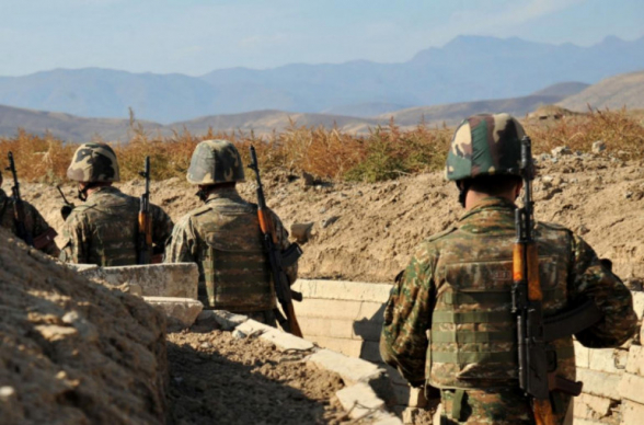 ВС Азербайджана предприняли атаку на юго-восточном направлении