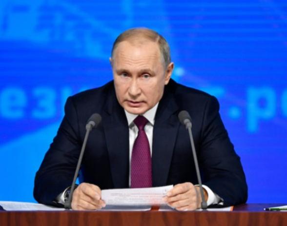 Ռուսաստանի և ՆԱՏՕ-ի միջև լարվածությունը սպառնում է Եվրոպային․ Պուտին