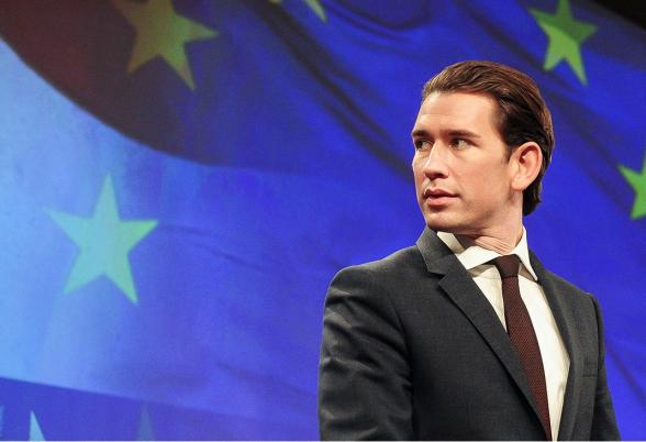 «Турция все больше отдаляется от ЕС»: Курц осудил оскорбления Эрдогана в адрес Макрона