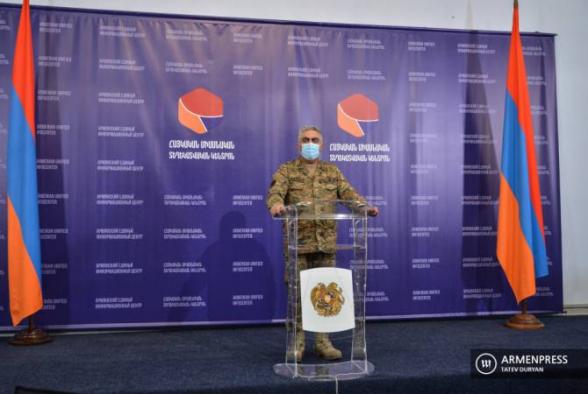Противнику удалось захватить Санасар (Кубатлу), он приблизился к вратам Сюника – Арцрун Ованнисян (видео)