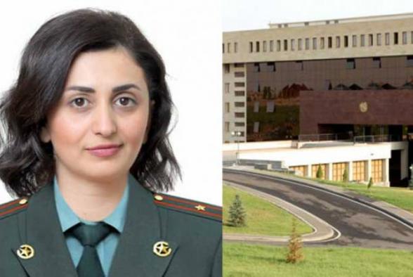 Армянской стороне переданы тела 29 армянских военнослужащих