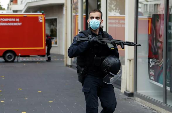 Ֆրանսիայում մեկ օրվա ընթացքում տեղի է ունեցել մարդկանց վրա զինված հարձակման 2-րդ դեպքը