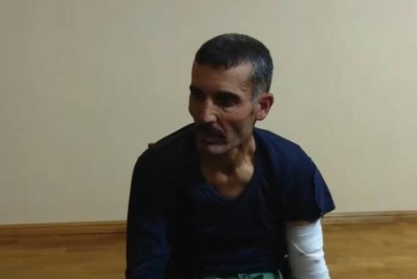 Արցախի ՊԲ-ն գերեվարել է հերթական ահաբեկչին. հրապարակվել է հարցաքննության տեսանյութը