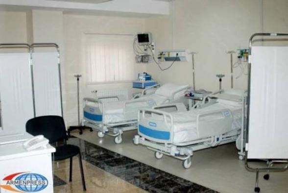 Սպիտակի բժշկական կենտրոնում պայթել է թթվածնի մատակարարման համակարգը