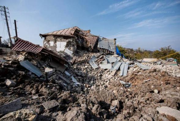 Ադրբեջանի կողմից Արցախի Ակնաղբյուր գյուղի հրետակոծության հետևանքով զոհվել է խաղաղ բնակիչ