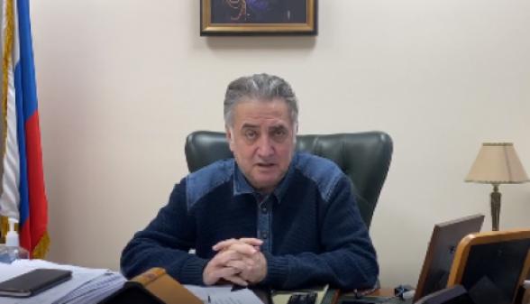 Սարսափեցի. Սեմյոն Բաղդասարովը Մովսես Հակոբյանի բացահայտումների մասին (տեսանյութ)