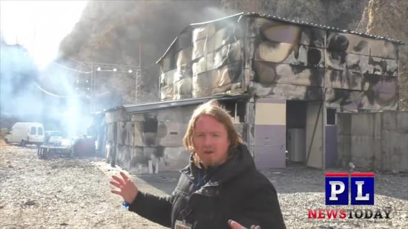 Քարվաճառում հայերն այրել են էլեկտրակայանը, որպեսզի Ադրբեջանը չկարողանա օգտագործել այն
