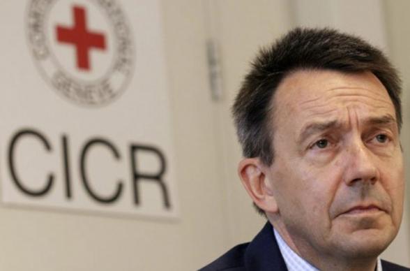 «Если затянуть работы по эксгумации, к зиме тела разложатся»: глава Красного Креста описал сложность при поиске тел в Карабахе