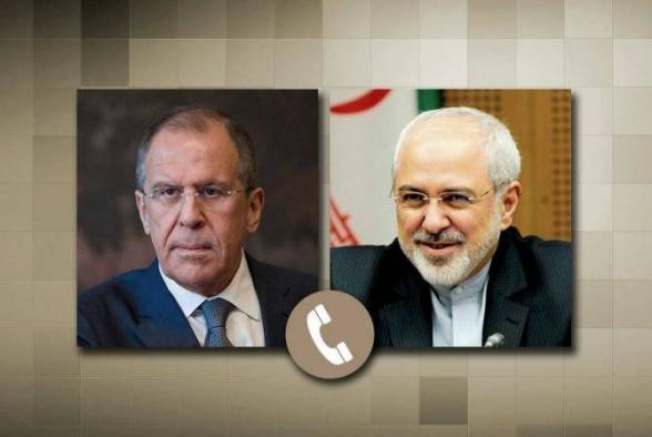 Главы МИД России и Ирана обсудили ситуацию в Нагорном Карабахе