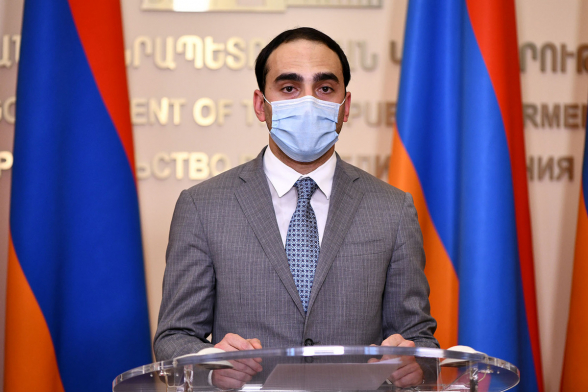 Տիգրան Ավինյանի որոշմամբ՝ իր գրասենյակի աշխատողները հոկտեմբեր ամսին պարգևավճար են ստացել