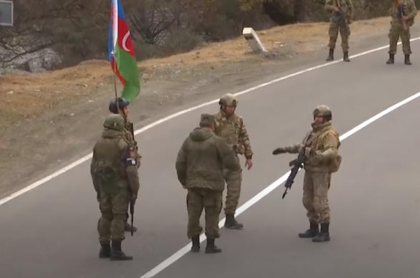 ՌԴ ՊՆ-ն Քարվաճառի շրջանն Ադրբեջանին հանձնումից տեսանյութ է հրապարակել