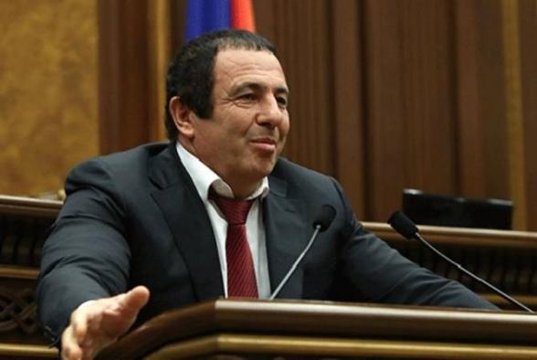 ՍԴ-ն ստացել է Գագիկ Ծառուկյանին մանդատից զրկելու հարցով ԱԺ խորհրդի դիմումը