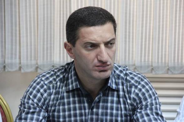Пресс-конференция депутата от ППА Геворга Петросяна (видео)