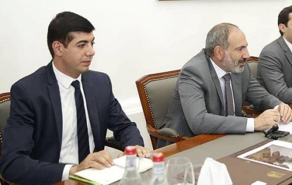 Месроп Папикян отказался от мандата депутата парламентской фракции «Мой шаг»