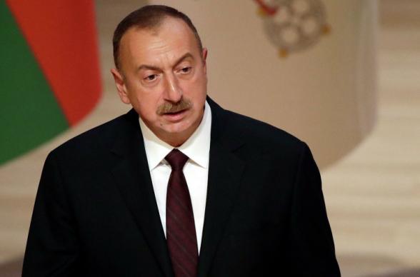 Ալիևն առաջարկել է Նախիջևանն Ադրբեջանին և Լեռնային Ղարաբաղը Հայաստանին միացնող նոր միջանցքներ կառուցել