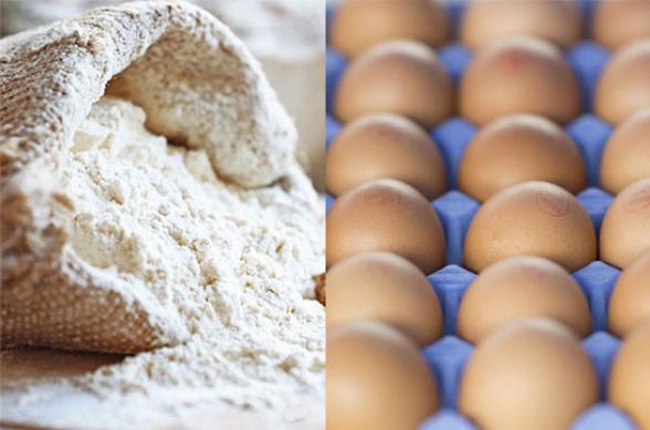 Ալյուրի և հավի ձվի թանկացումը պայմանավորված է ձեռքբերման գների բարձրացմամբ. ՏՄՊՊՀ
