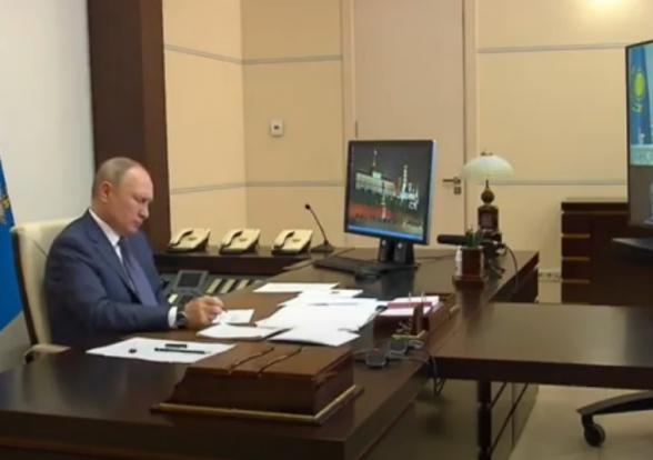 Заседание Совета коллективной безопасности ОДКБ (прямой эфир)