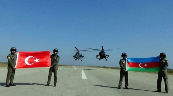 Վերջին մեկ շաբաթում Ադրբեջանում վայրէջք է կատարել թուրքական ռազմական 27 ինքնաթիռ