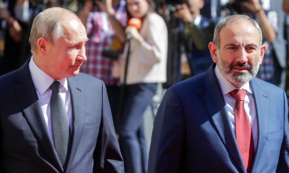 Ռուսաստանն այլևս չի հանդուրժում Փաշինյանի սուտ հայտարարությունները