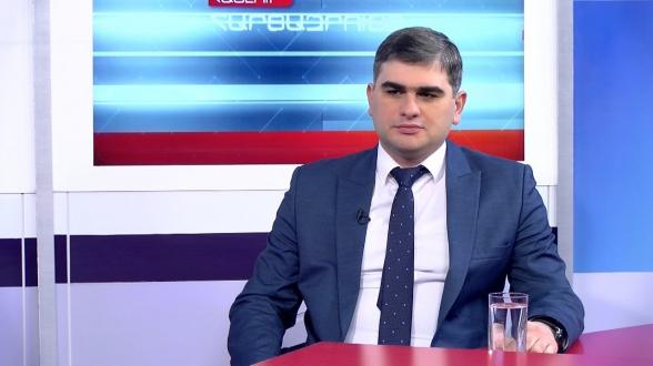 Железная дорога – тот занавес, под прикрытием которого хотят связать Азербайджан с Нахиджеваном – Сурен Парсян (видео)