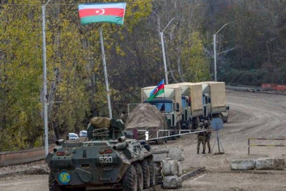 В оккупированном азербайджанцами Шуши произошло ДТП: есть погибший