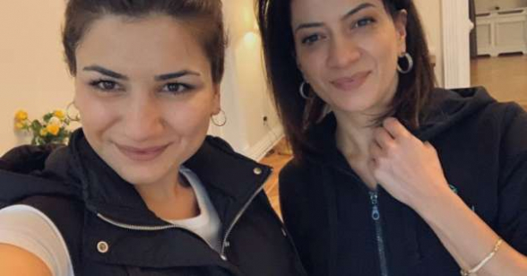 Анна Акопян с дочерьми отправились отмечать Старый Новый год в самый элитный ресторан Москвы – «Mediaport» (видео)