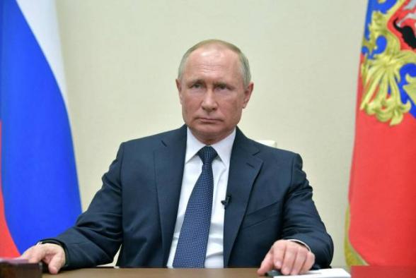 Պուտինը ՌԴ անվտանգության խորհրդի անդամների հետ քննարկել է ԼՂ հակամարտության կարգավորման հարցը