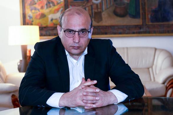 Հայաստանում իշխանության բերված խմբավորումը Հայաստանի շահերից չի գործում