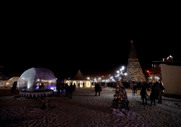 Ծեծկռտուք՝ Թբիլիսյան խճուղու ձմեռային այգում. 16-ամյա տղան տեղափոխվել է հիվանդանոց